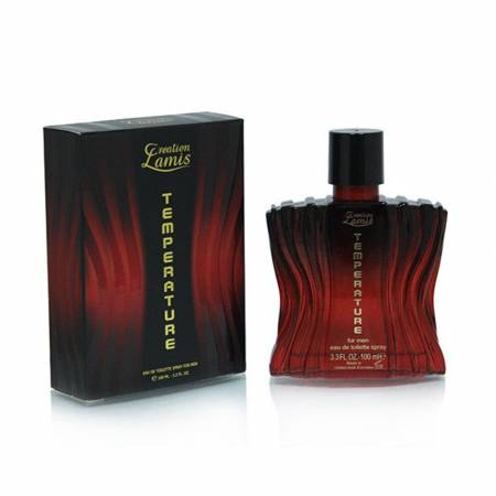 Temperature Herren Parfüm EdT 100 ml Creation Lamis